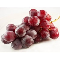 Red Grapes Imported -  লাল আঙ্গুর - अंगूर Angoor - 500 g