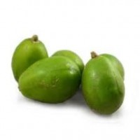 Hog plum-ambarella fruit - আমড়া - हॉग बेर