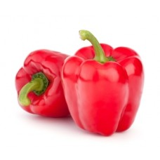 Red Capsicum (Lal Simla Mirch) Kashmiri Mirch -  शिमला मिर्च - 500g